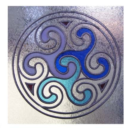 Celtic Knots and Spiral