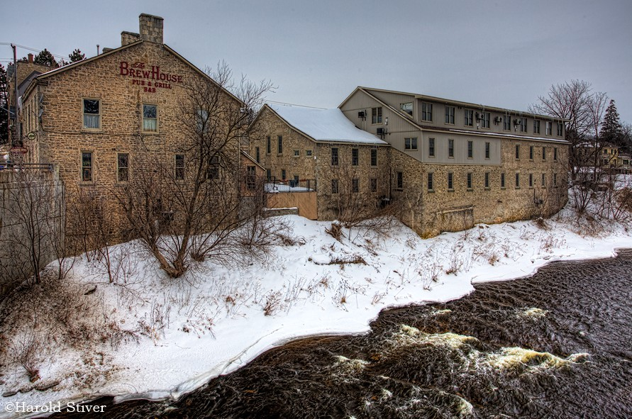 Grove's Mill Located in Fergus, it was originally built as a tannery and was converted to a gristmill around 1880 by Dr. Abraham Groves.
