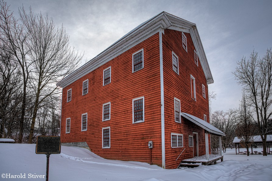 Otterville Mill The mill was built in Otterville 1845 by Edward Bullock and operated as a gristmill run on water power.