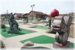 Try a round on our 18-hole mini-putt - it's FREE!